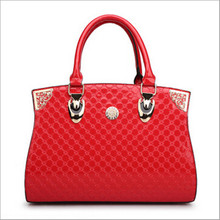 New Fashion Woman Bag 2015 Hot Upscale Paint PU Leather Multi Function Handbags Women Messenger Bags For Women Handbag Bolsa
