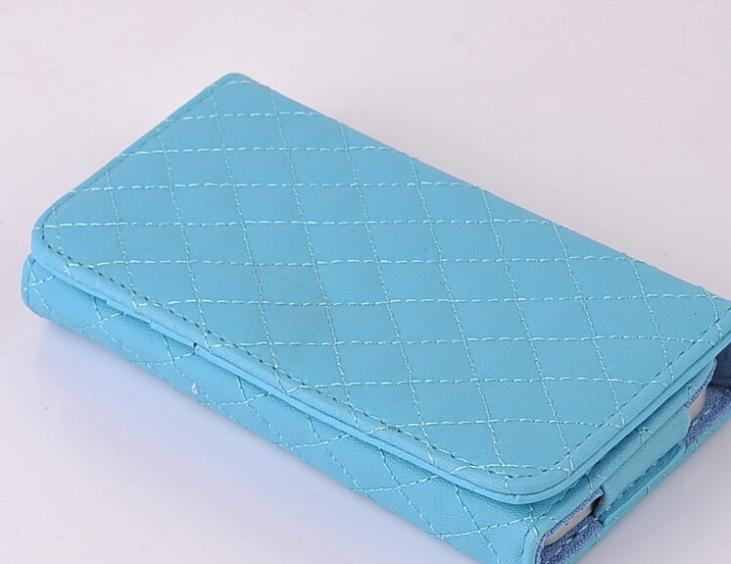 Flip Wallet Leather Purse Holster Case Cover For Motorola Atrix 4G MB860 freeshipping(China (Mainland))