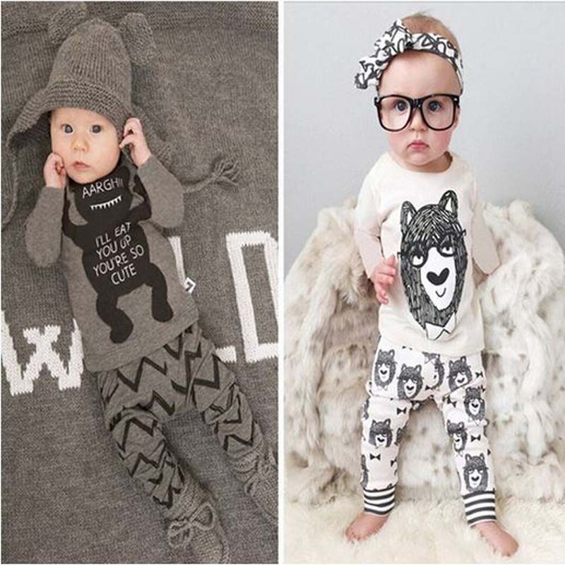 1 set Retail!2016 children's clothing style baby bebes kids clothing set boy with long sleeves Boys Clothes YAA008(China (Mainland))