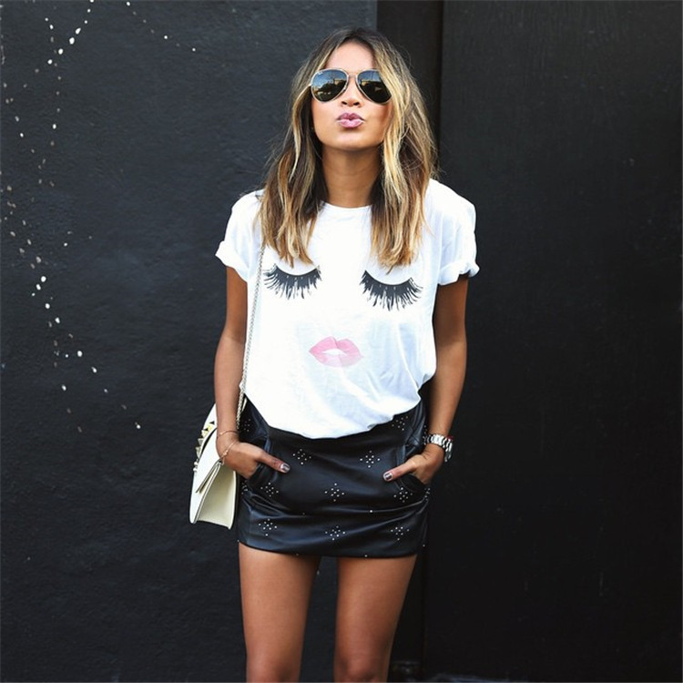 summer-style-2015-hot-women-t-shirt-casual-eyelash-lips ...
