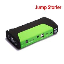 Mobile Phone Power Bank Portable Yellow Mini Jump Starter 13800mAh Car Jumper 12V Booster Battery Charger Laptop Power Bank