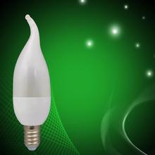 Buy 10pcs E14 2835 SMD 3W 7W led candle light bulb lamp Warm White/Cool White,Led Spotlight 220V,240V Chandelier led plastic shell for $10.71 in AliExpress store