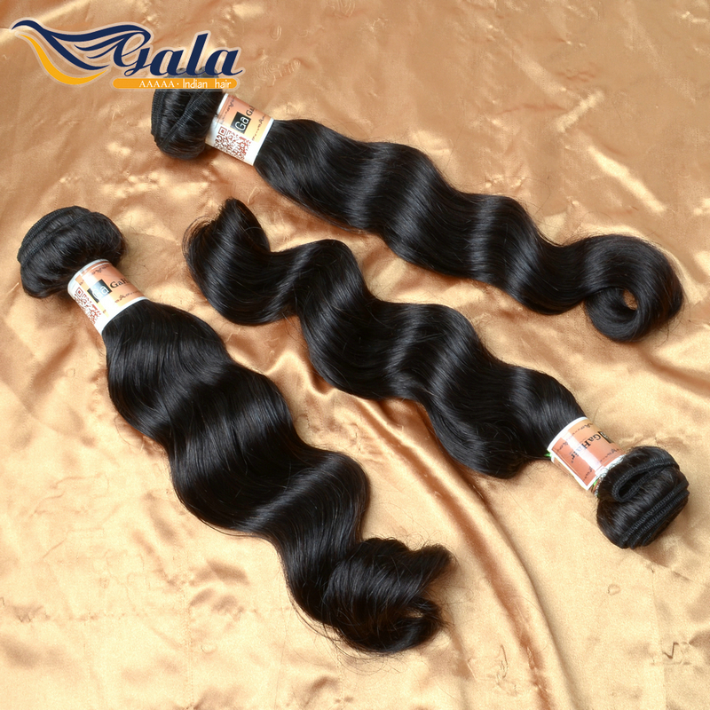 Raw Indian Virgin Hair Lot De Les Meches Tissage Bresilienne Synthetic Human Hair Weave Sale Loose Body Wave Sexy Party Hair(China (Mainland))