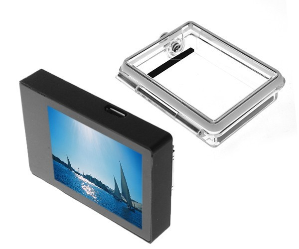 GoPro ЖК-экран bacpac + lcd версии