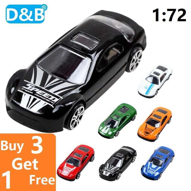 Best Gift Candy Color Alloy Cute Toy Cars for Child Super quality 1:72 hot sales Mini Car Model Kids Toys for Boys Juguetes(China (Mainland))