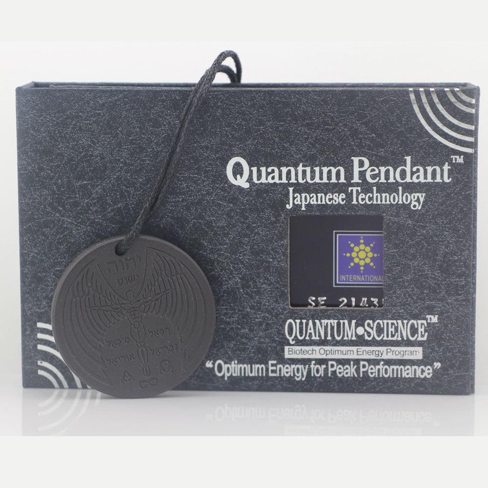 quantum pendant new ANGEL SHEKINAH design Quantum Scalar Energy Pendant 2000 - 3000 negative ions Quantum Nano Energy Pendant(China (Mainland))