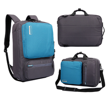Laptop Backpack 15.6 17 17.3 Inch  Briefcase/shoulder bag/handbag Travel school Bag  For Macbook Pro Air man woman universal(China (Mainland))