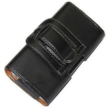 2014 New Smooth pattern PU Leather Phone Belt Clip for HTC Wildfire s /A510e /A510C Cell Phone Accessories Pouch Bags Cases(China (Mainland))