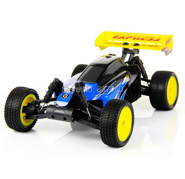 New HQ735 1:10 2.4Gh remote control toys 4WD 540 Motor Buggy rc drift Car High Speed Rc Car 60KM/H KO Wltoys L202 L959 A959 A979