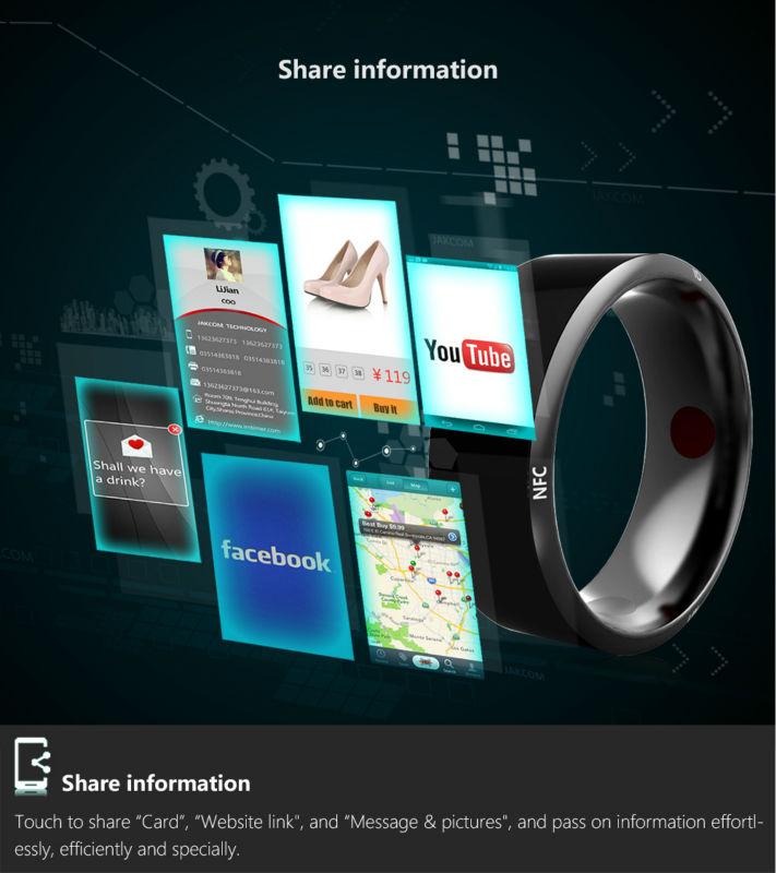 JAKCOM R3 Smart Ring Hot sale in Earphones & Headphones like headset wireless bluetooth Oordopjes Mini Fone De Ouvido Bluetooth