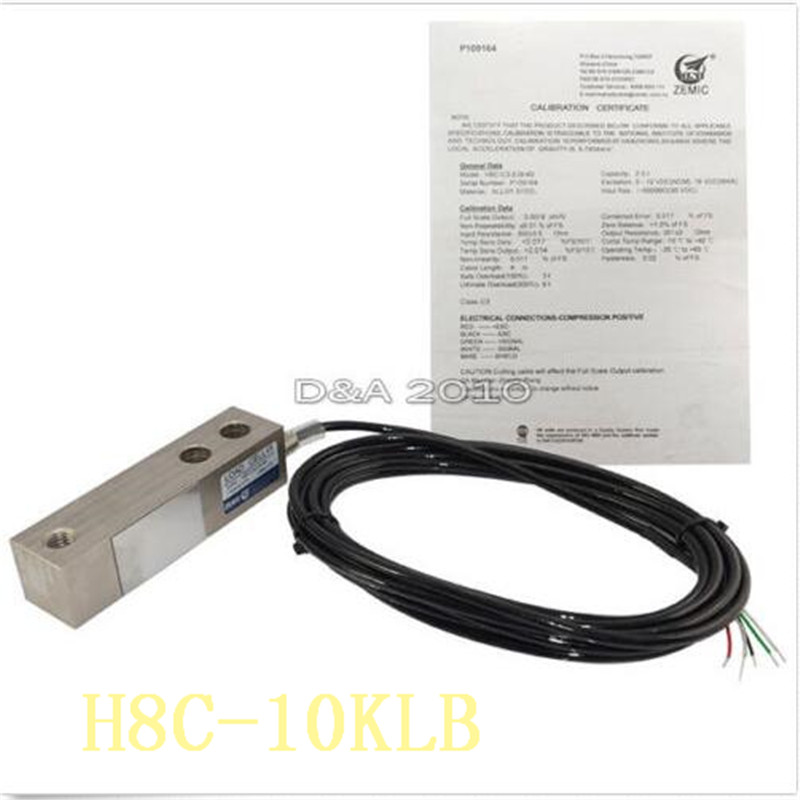 Best Quality Alloy Steel Electronic Balance Weighing Load Cell Sensor 10KLB for Floor Scales(China (Mainland))