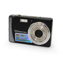 High quality 10MP Digital camera T300A  with CCD sensor 3*optical zoom 5*Digital Zoom smile capture free shipping(China (Mainland))