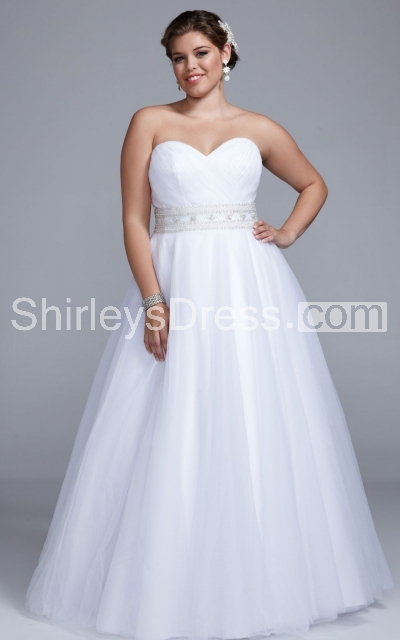 plus size wedding dresses beautiful plus size wedding dresses for