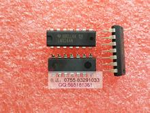 New LM324N LM324AN upright DIP four-way operational amplifier import new 1 PCS(China (Mainland))