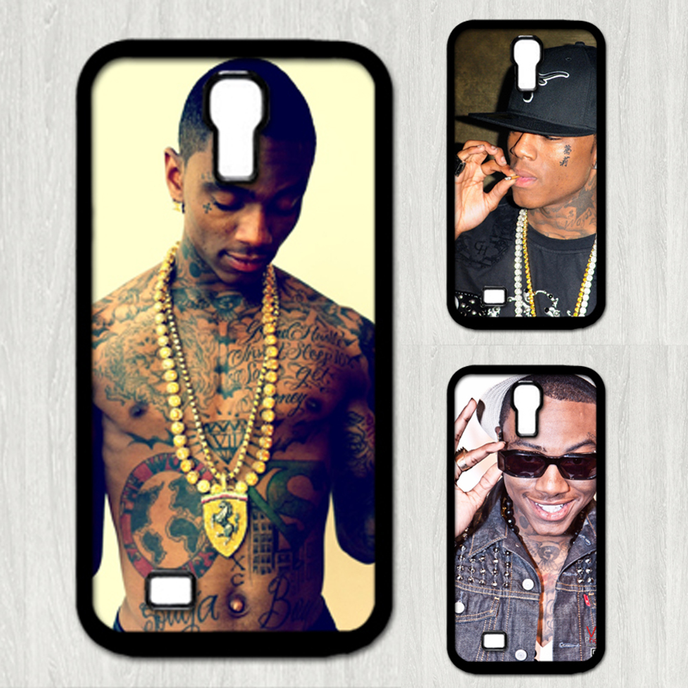 Soulja Boy Tell 'Em fashion original cell phone Case cover for samsung galaxy S3 s4 S5 S6 S7 NOTE 2 / 3 / 4(China (Mainland))
