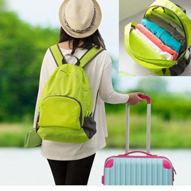 Путешествия Складной Большой Емкости Альпинизм Рюкзак Приема школьные сумки для продажи