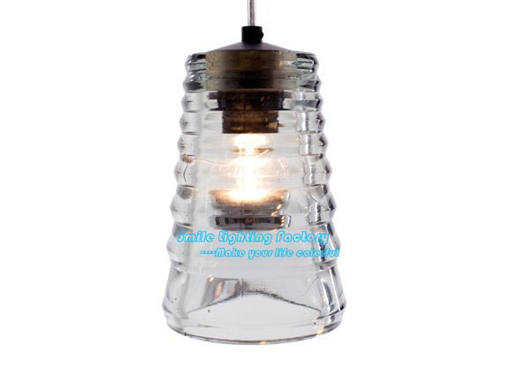 Free Shipping Hot Selling Tom Dixon Pressed Glass Tube Pendant Suspension Lamp 1 Light(China (Mainland))