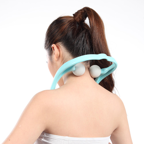 Household Manual cervical neck and neck massage equipment office manual acupuncture is practical gifts(China (Mainland))