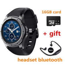 Buy 2017 New Android Smart Watch GW10 SmartWatch clock OLED Display Wristwatch Android 5.1 Bluetooth iOS Android Heart Rate Monitor for $75.29 in AliExpress store