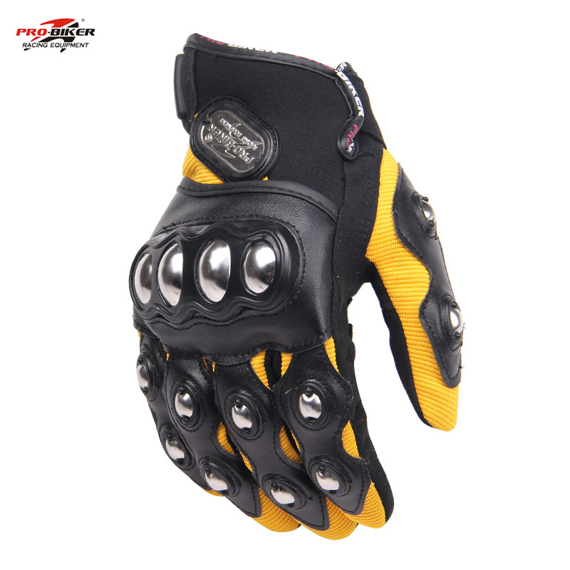 PRO-BIKER Wearproof Motocross Off-Road Sports gloves Racing Luvas Motorcycle Guantes Mtb Gloves MCS-08 - dansy's store