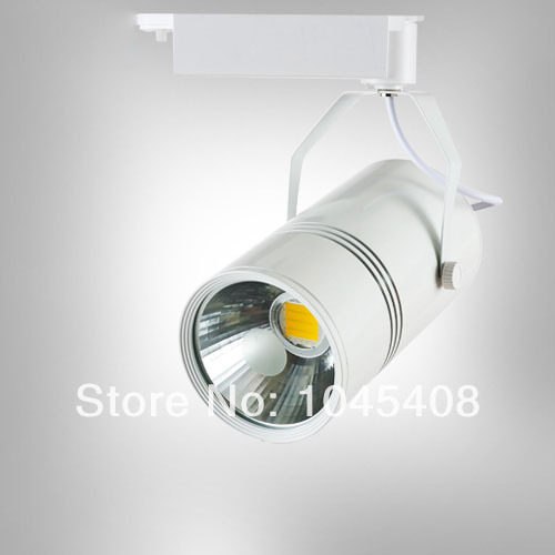 Led Track Lighting Led Spotlight Cob 20w Metal Halide Lamp Spot Light Spotlights  S