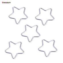 5 ชิ้น/ล็อต Star Ear Tragus Piercing Helix (China)
