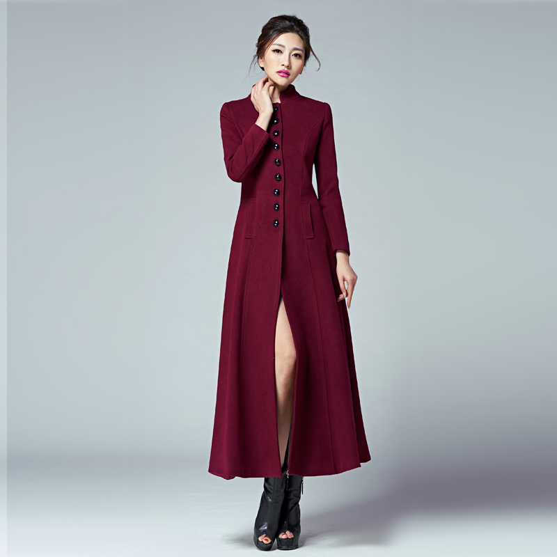 Long Coat Fashion Photo Album - The Best Fashion Style