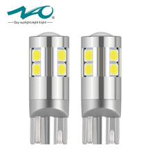 Buy NAO 2x t10 Super Bright LED Bulb W5W 2.5W 9 led lamp 3030 SMD 194 168 12V 6000K White Clearance Lights Reading lamp for $6.93 in AliExpress store