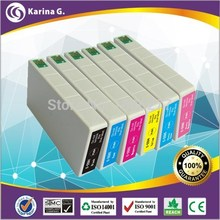 Buy 12X Compatible Inkjet Cartridges For EPSON Stylus Photo RX700 T5591-T5596 Printer Cartridge for $21.15 in AliExpress store