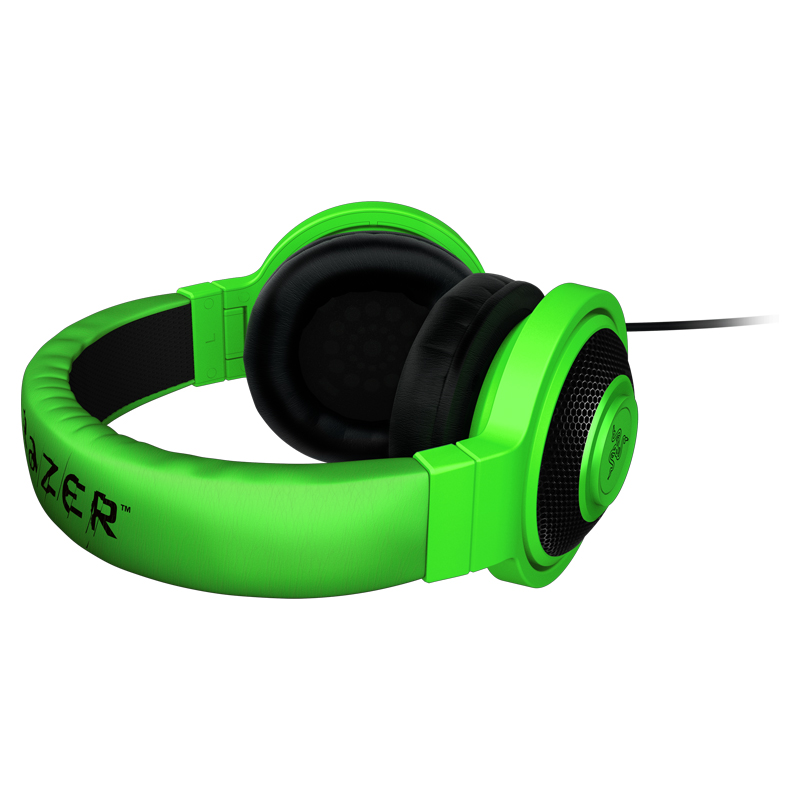 Original Razer Kraken Pro Gaming Headset Game Headphone Computer Earphone Noise Isolating Earbuds with Microphone For LOL CF