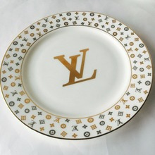 New arrival brand plate cool Dishes best home decor free shipping(China (Mainland))