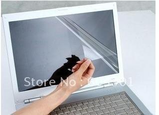 "15.6"" laptop screen protector, 10pcs/lot, OPP bag packing, LCD screen guard, laptop screen protective film"
