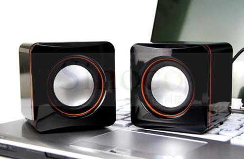 Cool New Square Mini Usb Speaker For Mp3 Phone Music