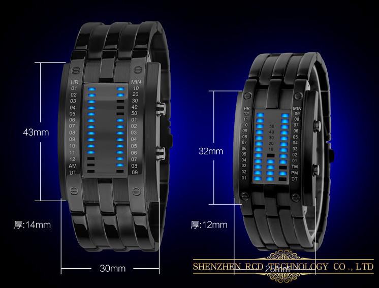 LED watch07