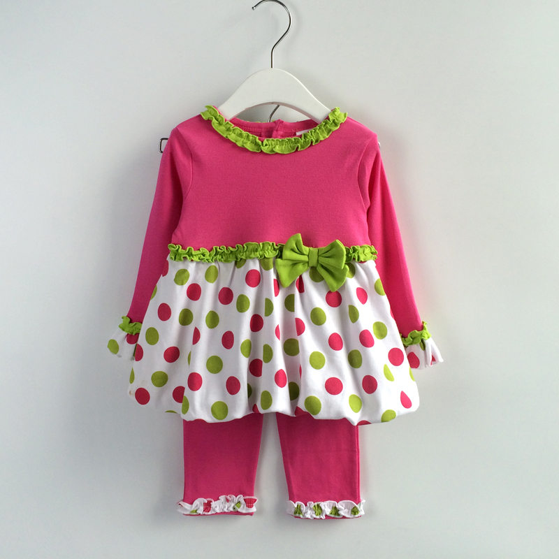 Autumn newborn infant clothes Christmas baby set 1 2 years