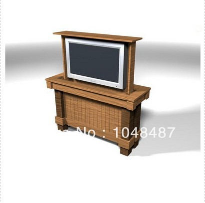 electric tv mount for automatic tv stand can be lift 600mm with free shipping(China (Mainland))