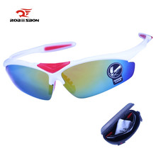 Buy ROBESBON Polarized Cycling Eyewear Outdoor Sports Bike Bicycle Sunglasses TR90 Goggles Eyewear Bike Glasses Bicycle Equipment for $8.99 in AliExpress store
