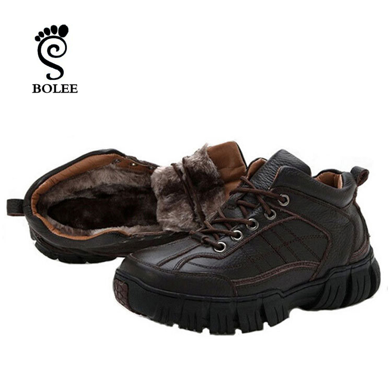 Hot Paws Mens Winter Boots