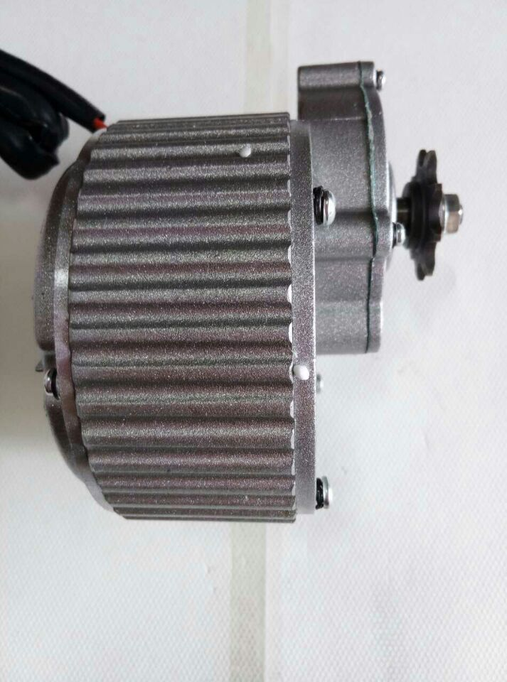 450w 36v My1018 Gear Motor Brush Motor Electric Tricycle