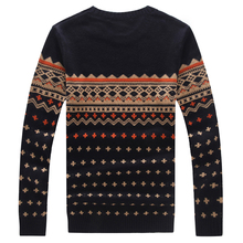 Spring Autumn Winter Men's Knitted Sweater Men O-Neck Casual Sweater Men Cardigan Plus Size 4XL 5XL(China (Mainland))