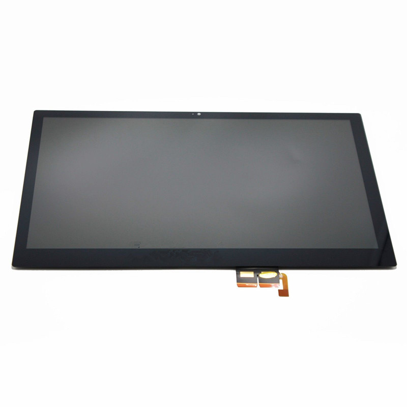 15.6''New Digitizer Glass Touch Screen + lcd display assembly For Acer Aspire V5-531 V5-531P Free shipping with tracking code(China (Mainland))