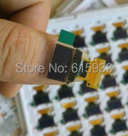 free shipping 1pcs 0.49 inch OLED 64*32 white (colour) display(China (Mainland))