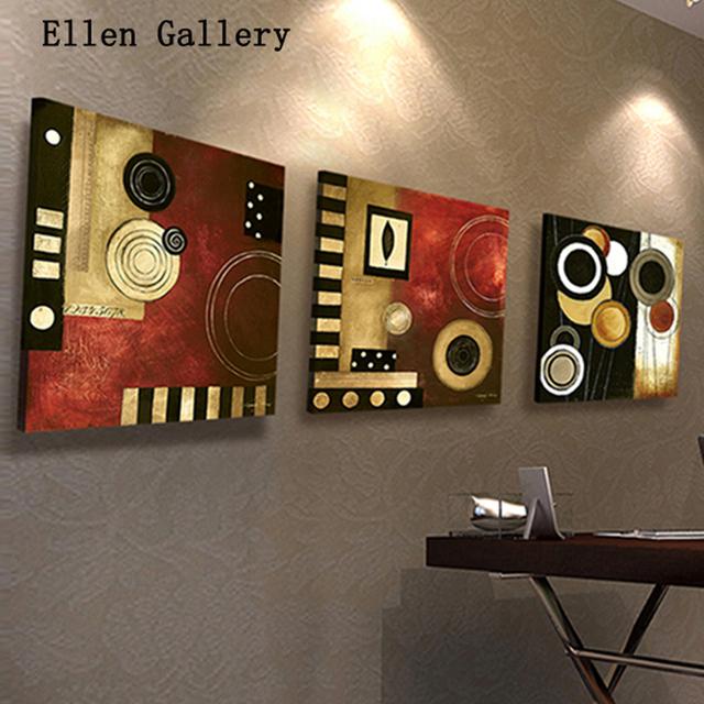 Aliexpress.com : acquista astratta moderna pittura a olio stampa ...