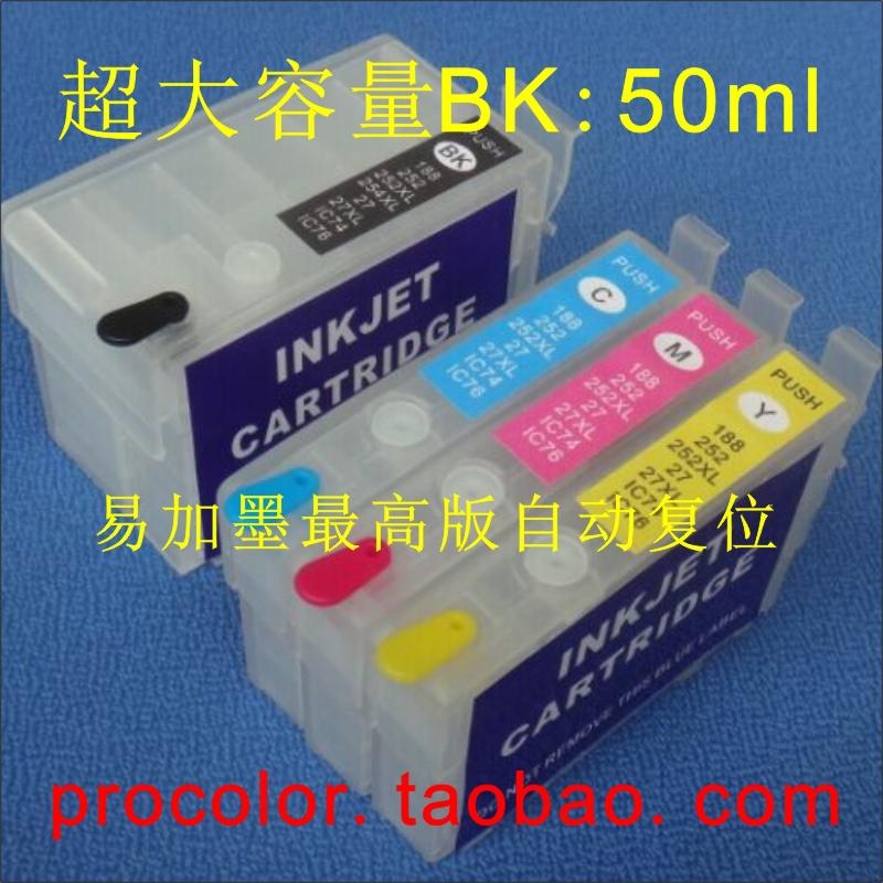 Refill inkjet cartridges European... AREA T27 XL for epson WorkForce WF7110DTW WF 7110 7620 WF7110/WF7610DWF/WF7620DTWF WF7620