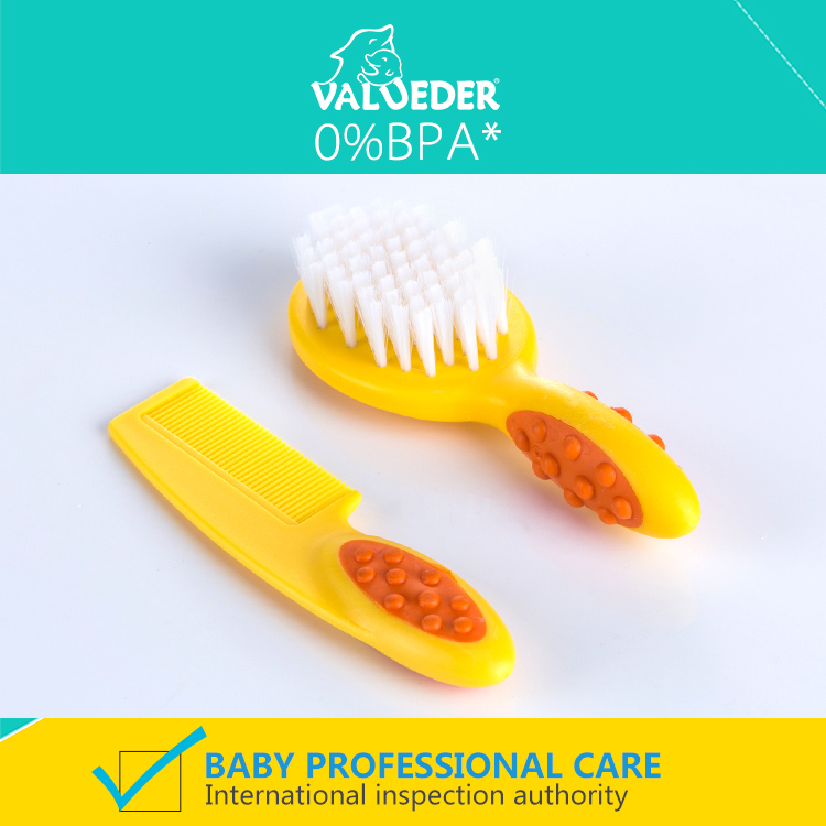 2015 Valueder baby children's brush and comb set for kids(China (Mainland))