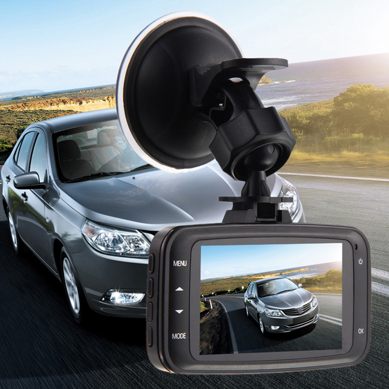 V1NF 2 7 LCD Screen Car DVR Vehicle Camera Video Recorder G Sensor and Motion Detection