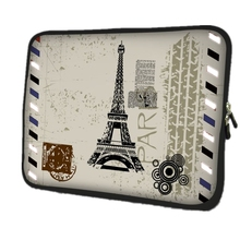 Buy Eiffel Tower Laptop Sleeve Tablet Case Notebook Protective Cover 7 10 12 13 14.4 15.6 17 inch PC Briefcase Macbook Ipad for $5.58 in AliExpress store