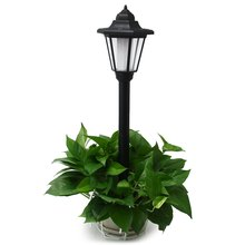Outdoor Solar Power LED Path Way Wall Landscape Mount Garden Fence Lamp Light Mounts in seconds(China (Mainland))