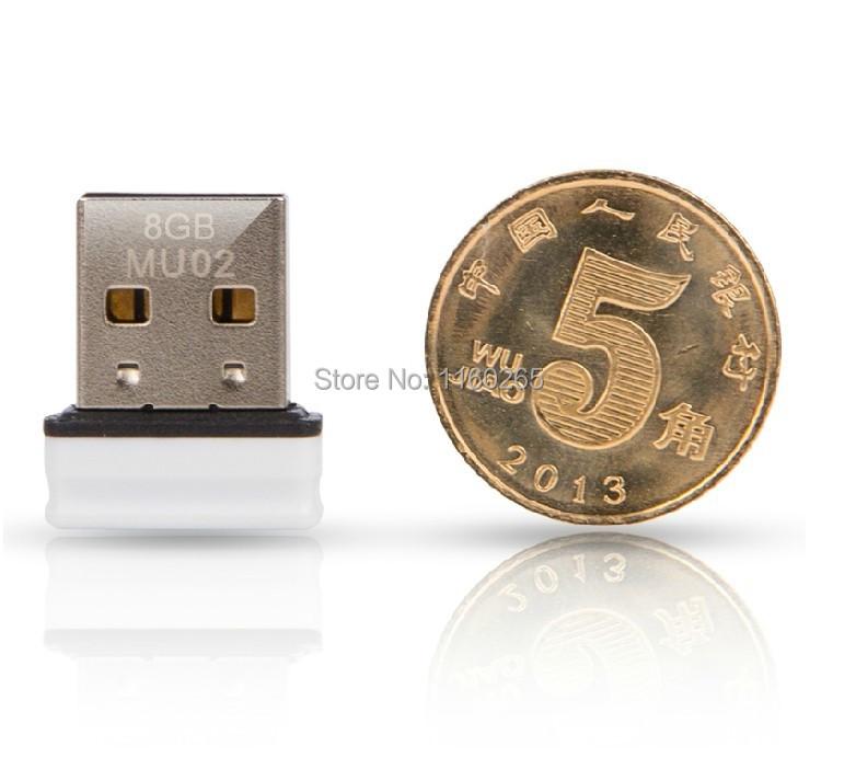 Real capacity New mini Aluminum Waterproof Flash drive 8GB 16GB 32GB 64GB Super Mini tiny Pen Drive USB Flash Drive USB Stick(China (Mainland))