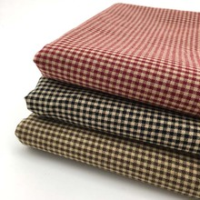Buy New!50x70cm Yarn Dyed Fabric Cloth Small Plaid 100% Cotton Patchwork Fabric Quilt Cotton Pattern Fabrics Sew Tissu DIY ) for $8.00 in AliExpress store
